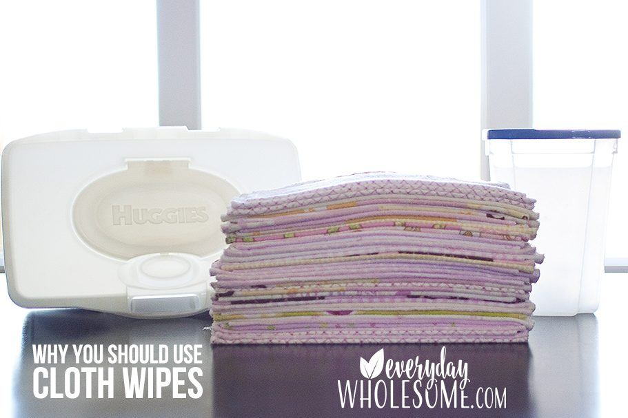 cloth wipes how to guide