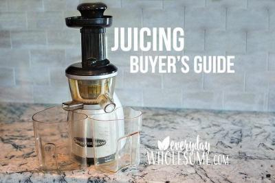 Juicing Buyers Guide 2