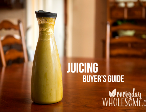JUICING HOW TO GUIDE | BUYER'S GUIDE [part 2]