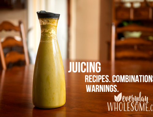 JUICING HOW TO GUIDE | RECIPES, COMBINATIONS, WARNINGS [part 3]