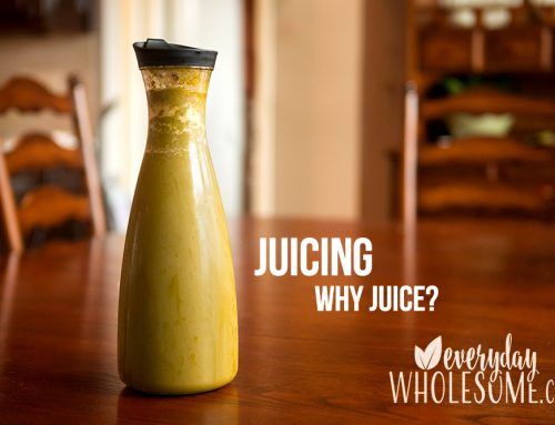 JUICING HOW TO GUIDE | Why Juice? [Part 1]