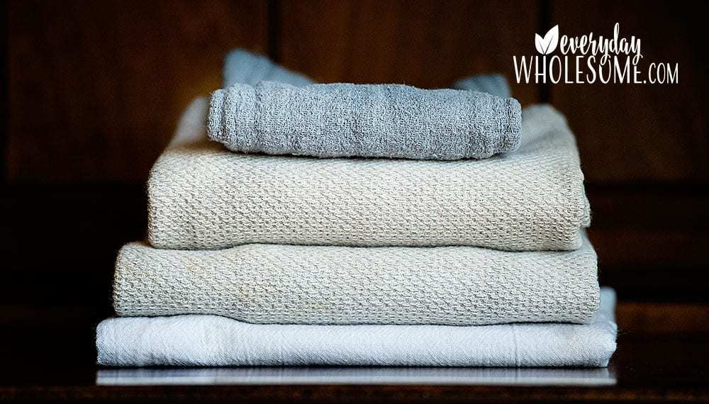 paperless kitchen towels