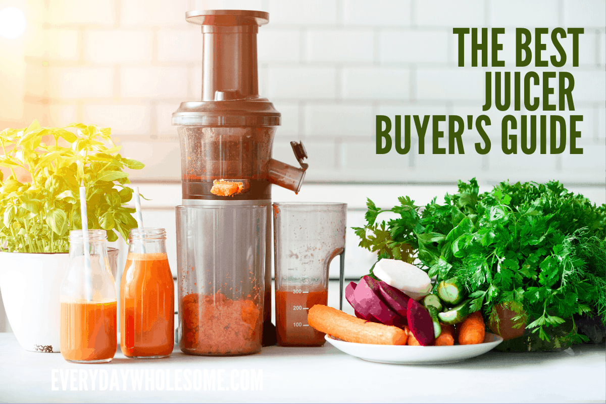best juicer buyer's guide featured