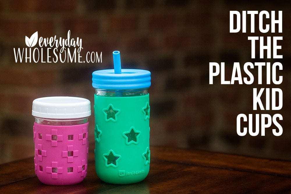 plastic kid cup alternative