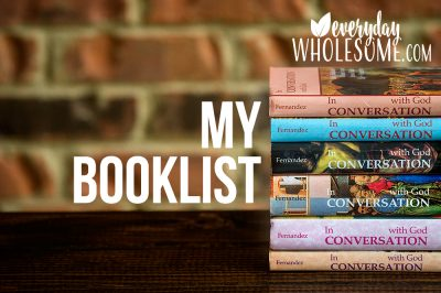 best catholic mom booklist