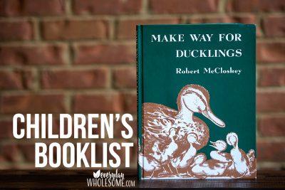 best children's booklist