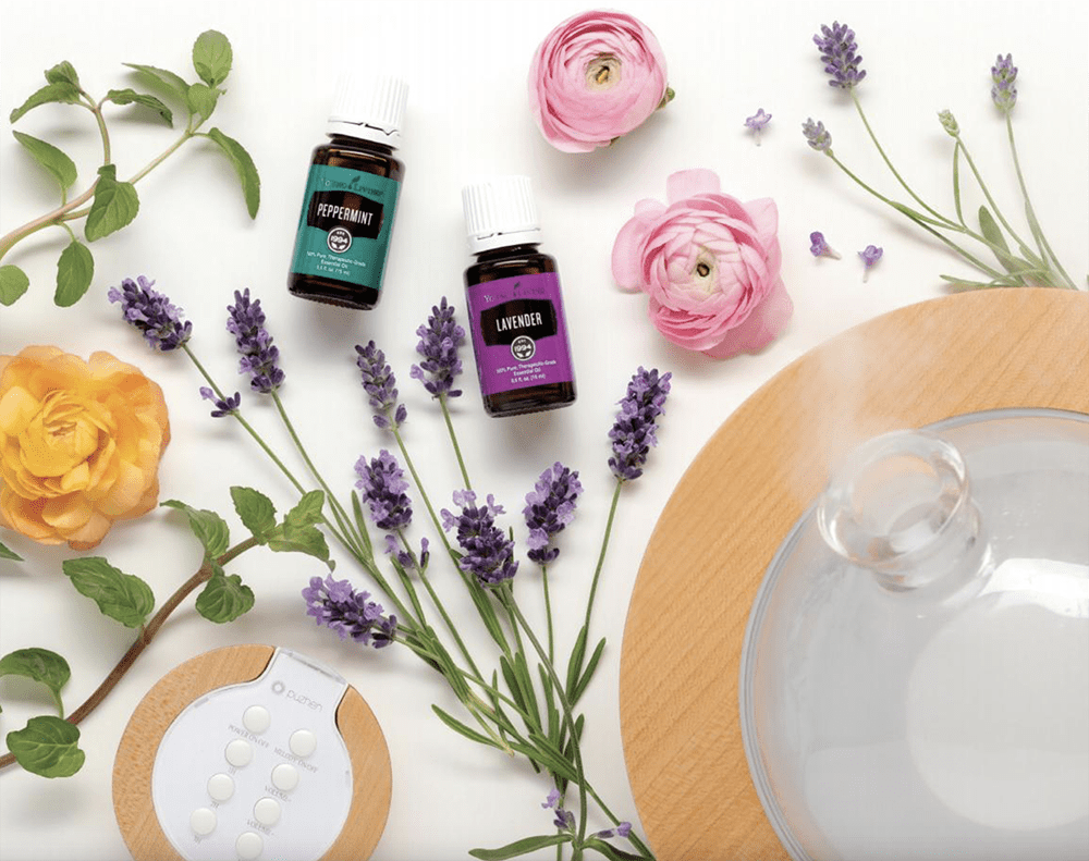 best essential oils diffusing home