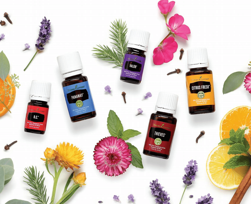 best essential oils for moms