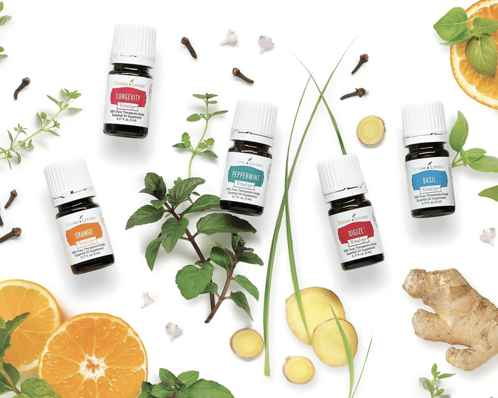 best essential oils supplements
