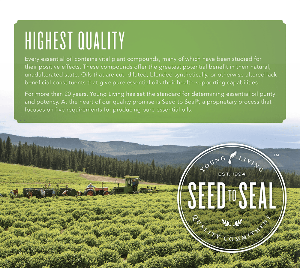 young living seed to seal why
