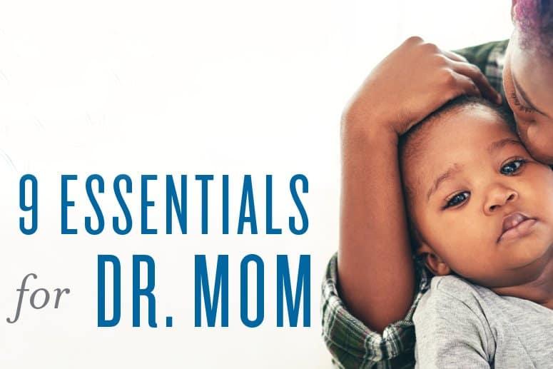 ESSENTIAL OILS FOR DOCTOR MOM