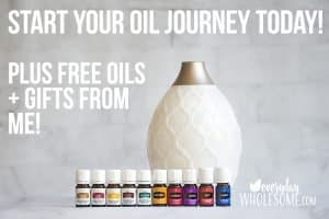 STARTER KIT FREE ESSENTIAL OIL GIFTS