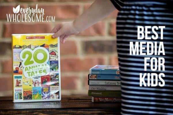 Best Media For Kids