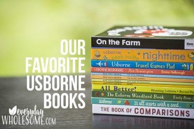 favorite usborne books