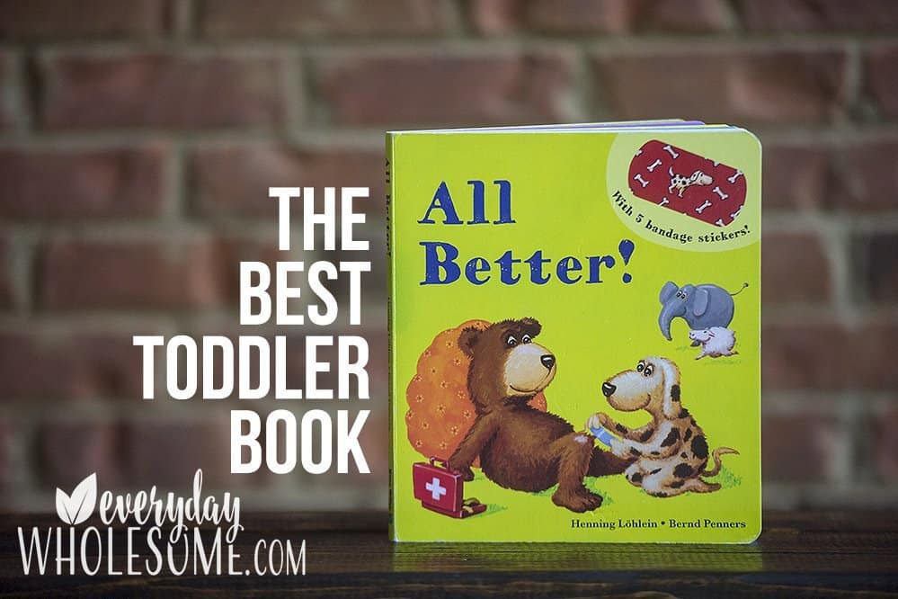 the best toddler book