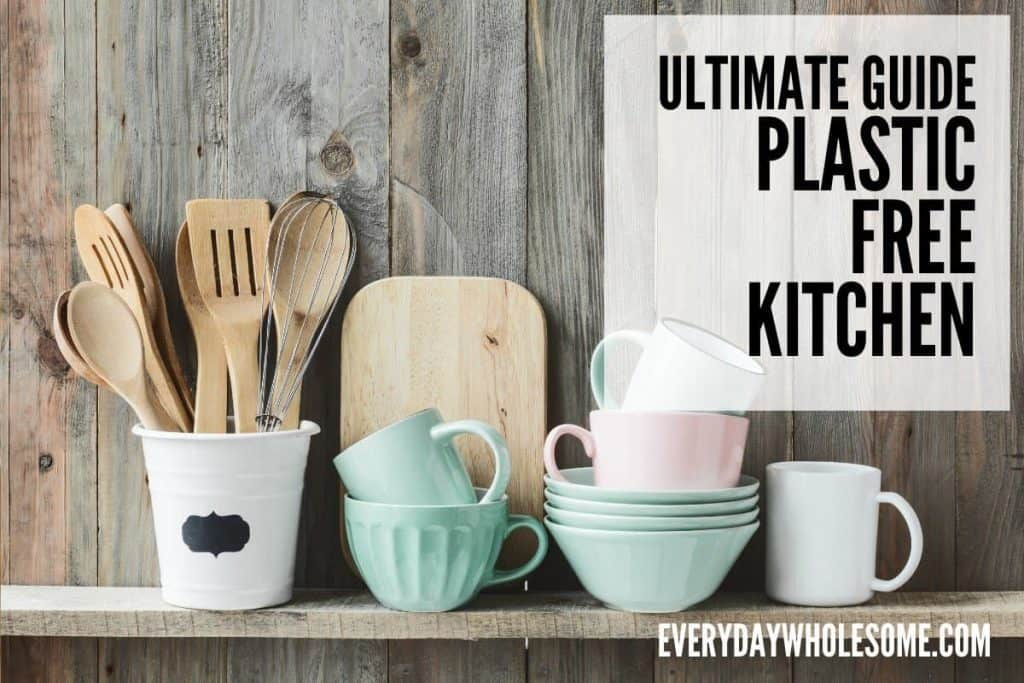 Zero waste food storage- your ultimate guide to a plastic-free kitchen