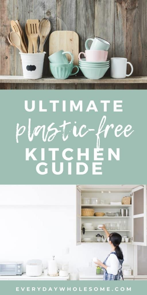 ultimate plastic free kitchen guide