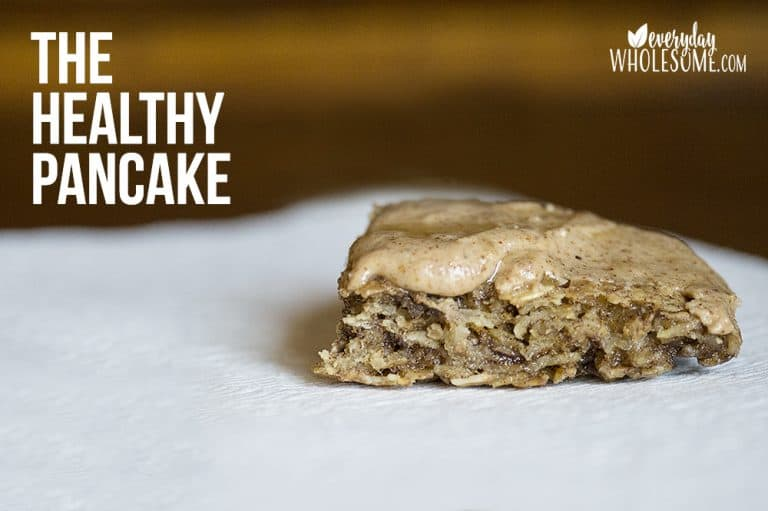 Healthy Pancake Recipe | Gluten-Free, Dairy-Free