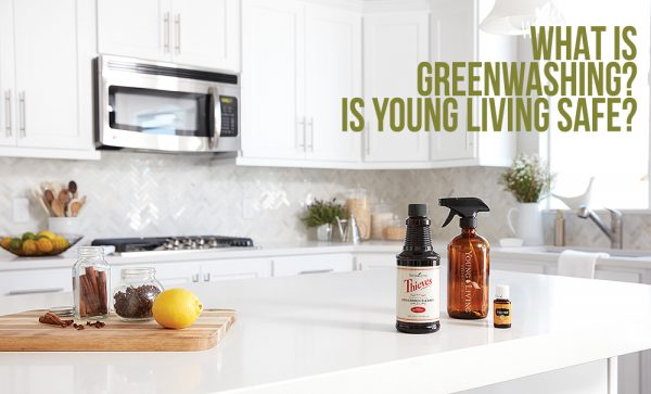 is young living a greenwashing company