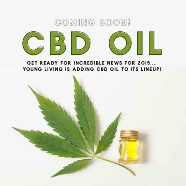 Young Living CBD Oil