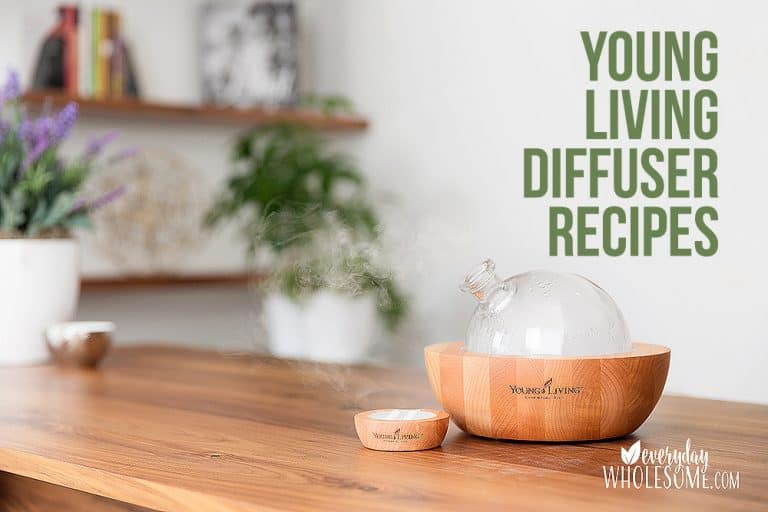 50 Best Young Living Essential Oil Diffuser Recipes