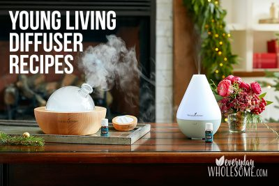 YOUNG LIVING DIFFUSER RECIPES