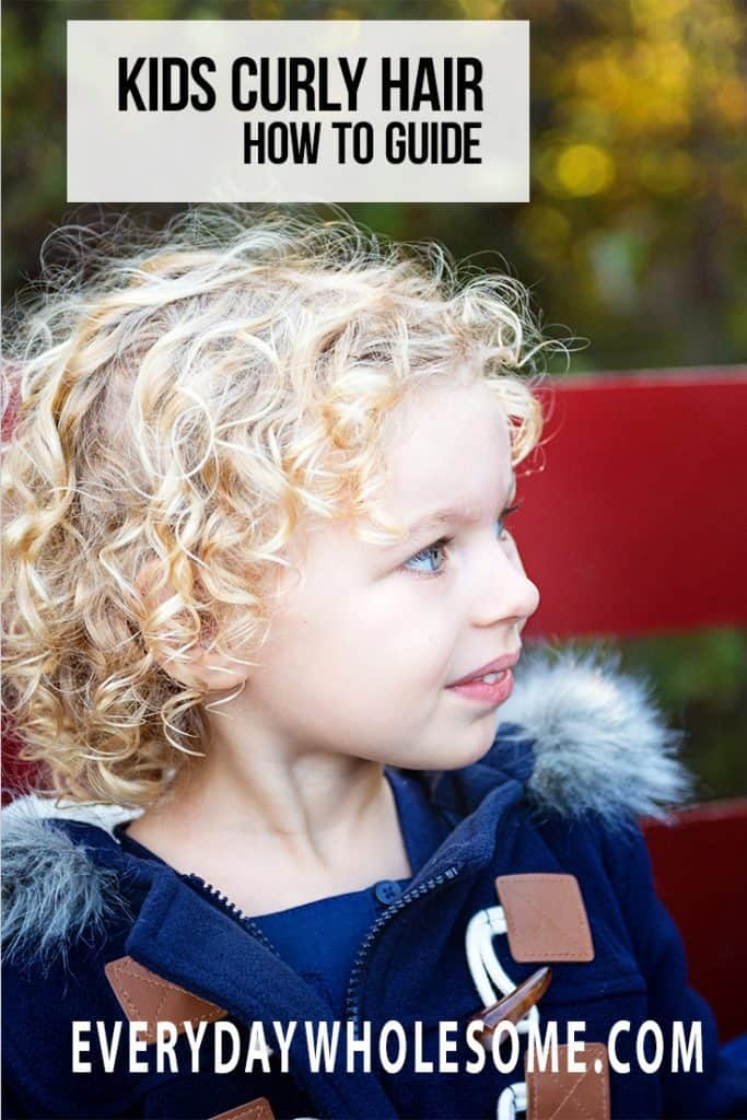 My naturally curly hair routine and natural products for naturally curly hair for kids babies children and adults.