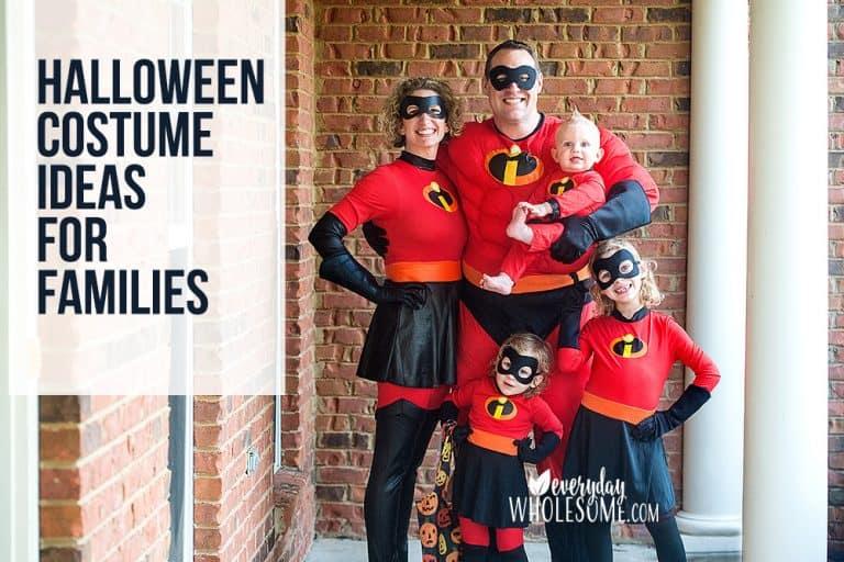 The Best Family Halloween Costume Ideas
