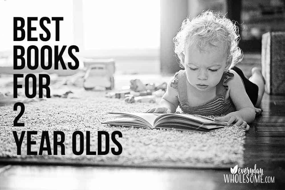 BEST BOOKS FOR 2 YEAR OLDS.