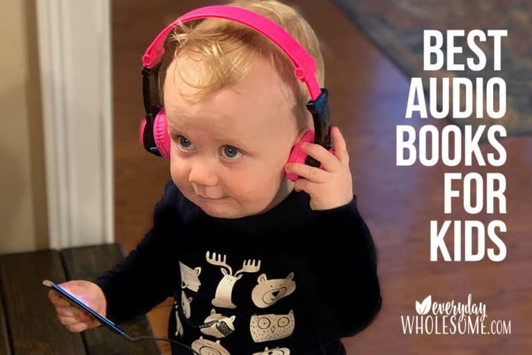 Best Audiobook Stories for kids at bedtime, quiet time or car trips