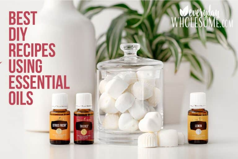 40 Best DIY Essential Oil Recipes | Christmas, Mothers Day or Teacher Gifts