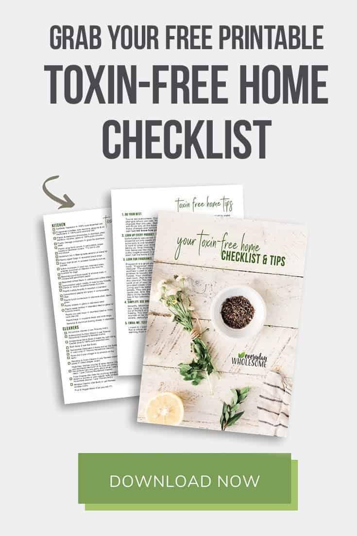 toxin-free-checklist-guide