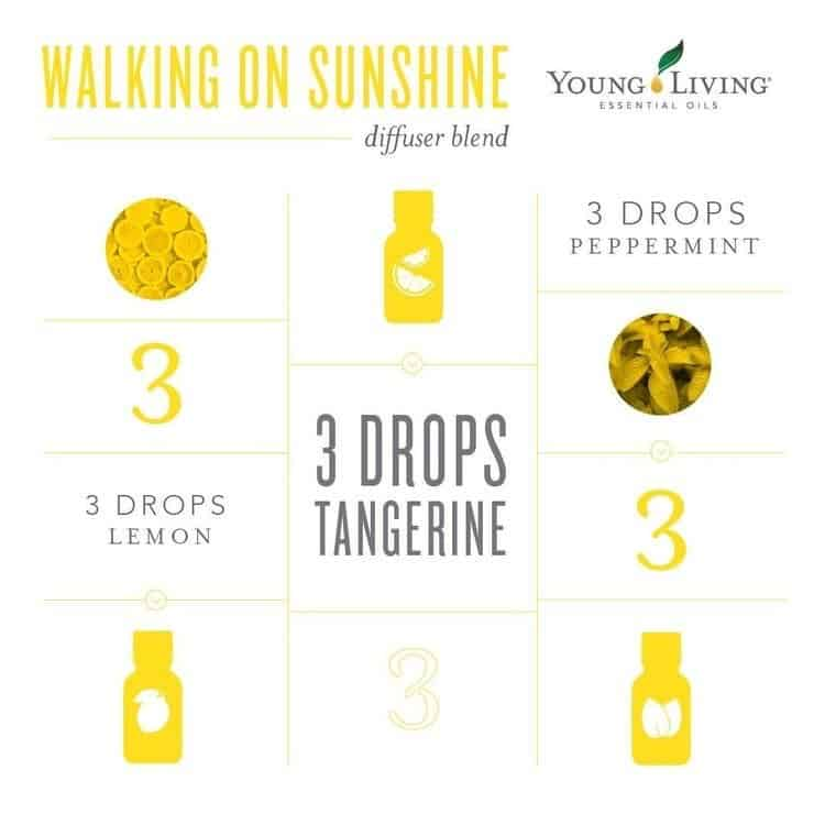 Essential Oils Diffuser Recipes Young Living (CV Magazine)