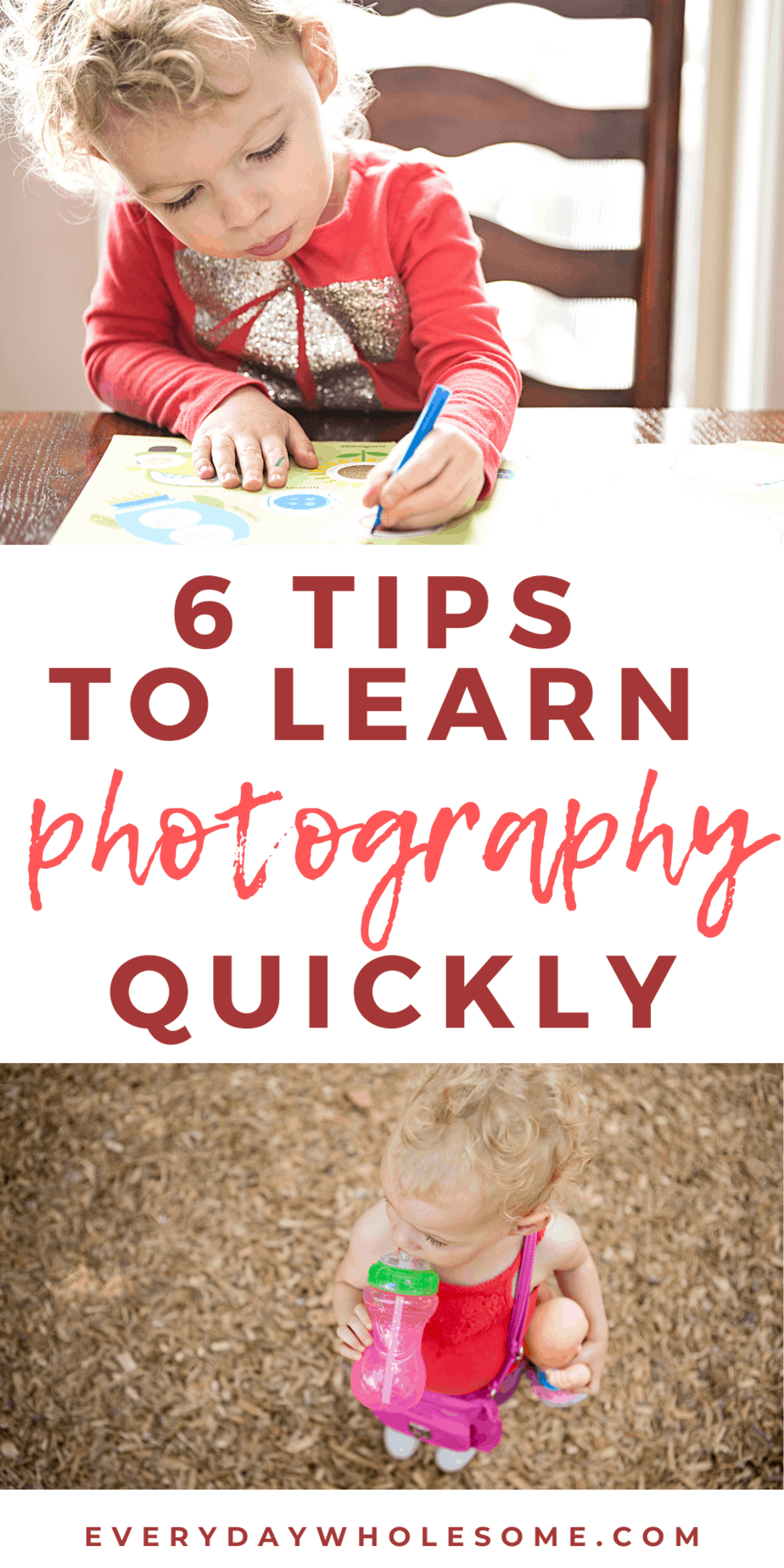 6 tips to learn photography look at #3