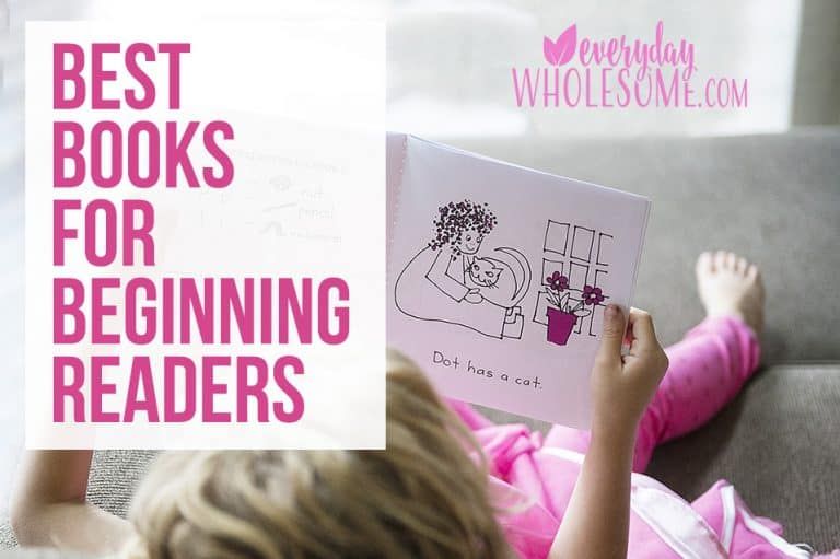 Best First Readers Books for 4 & 5 year olds learning to read in Preschool, Kindergarten