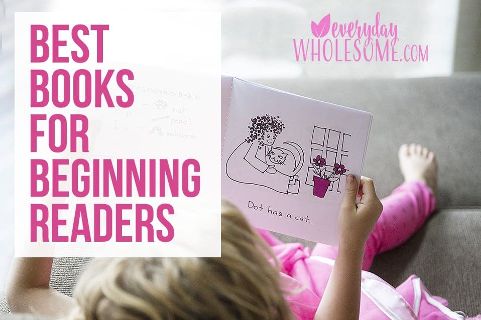 BEST BOOKS FOR BEGINNING STARTER READERS
