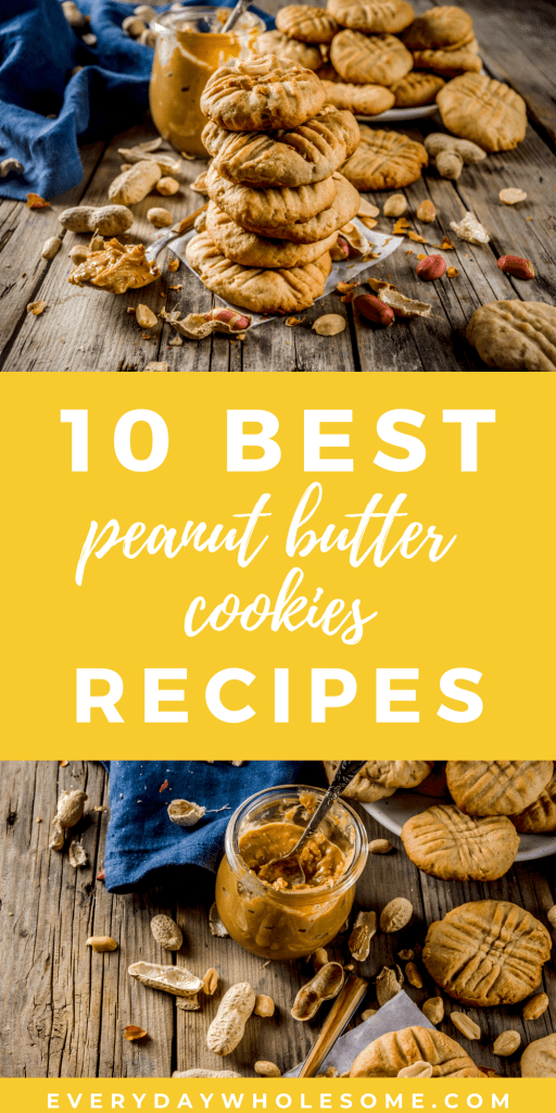 10 BEST PEANUT BUTTER COOKIES RECIPES.PNG