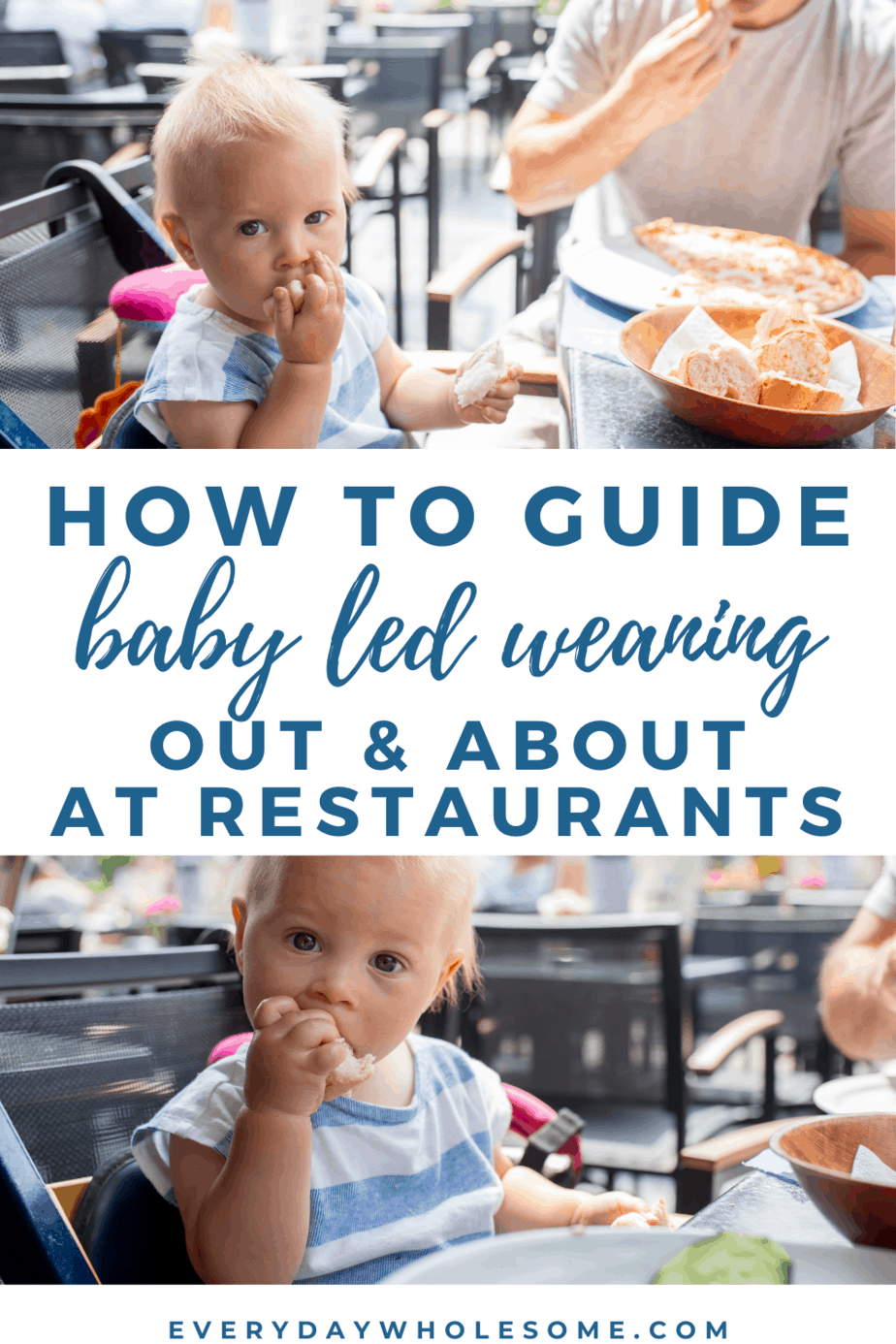how to do baby led weaning restaurant