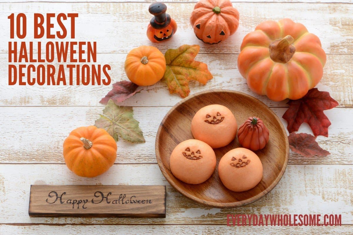 10 Best halloween decorations featured