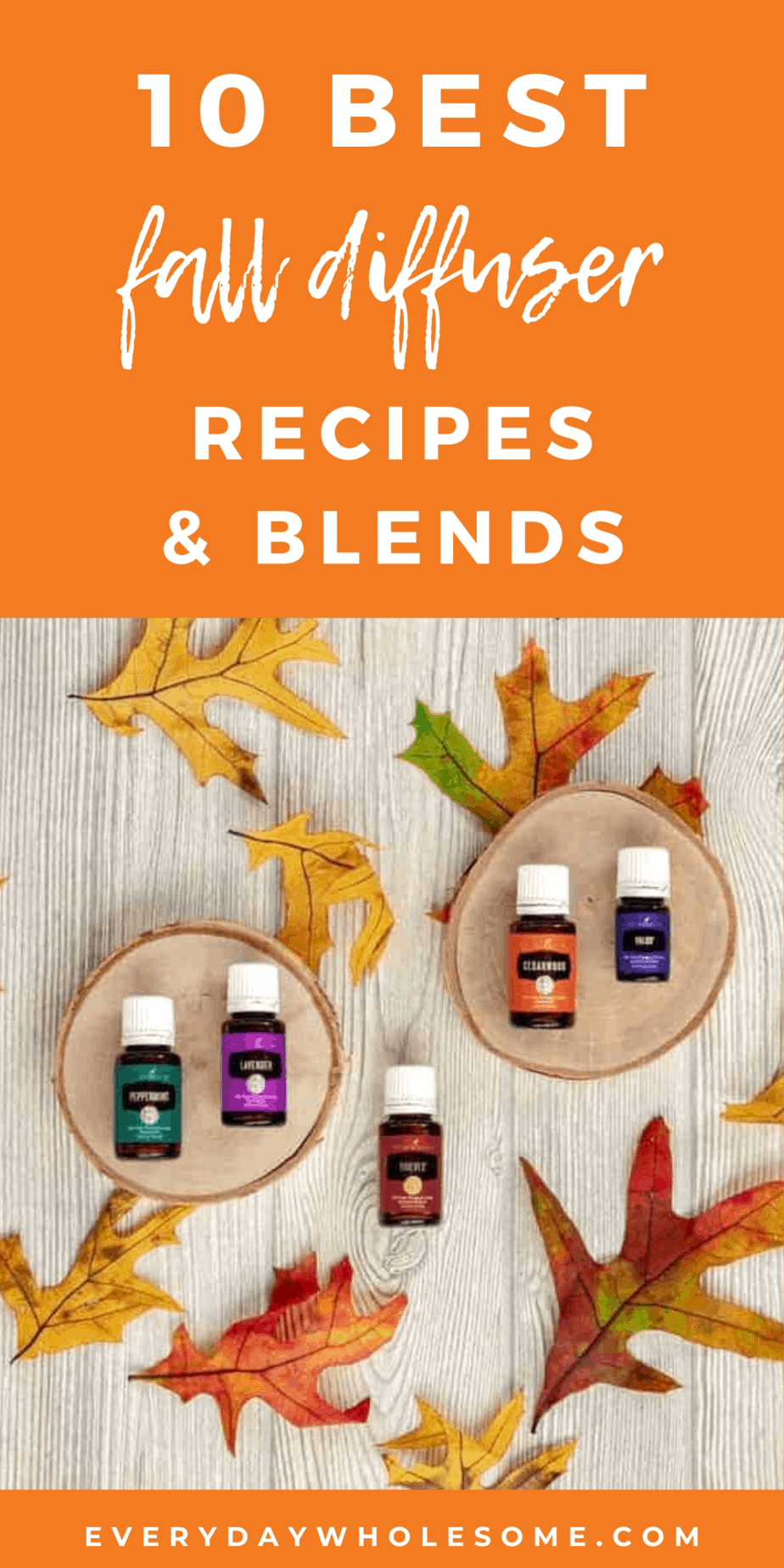 10 best fall diffuser recipes blends young living essential oils
