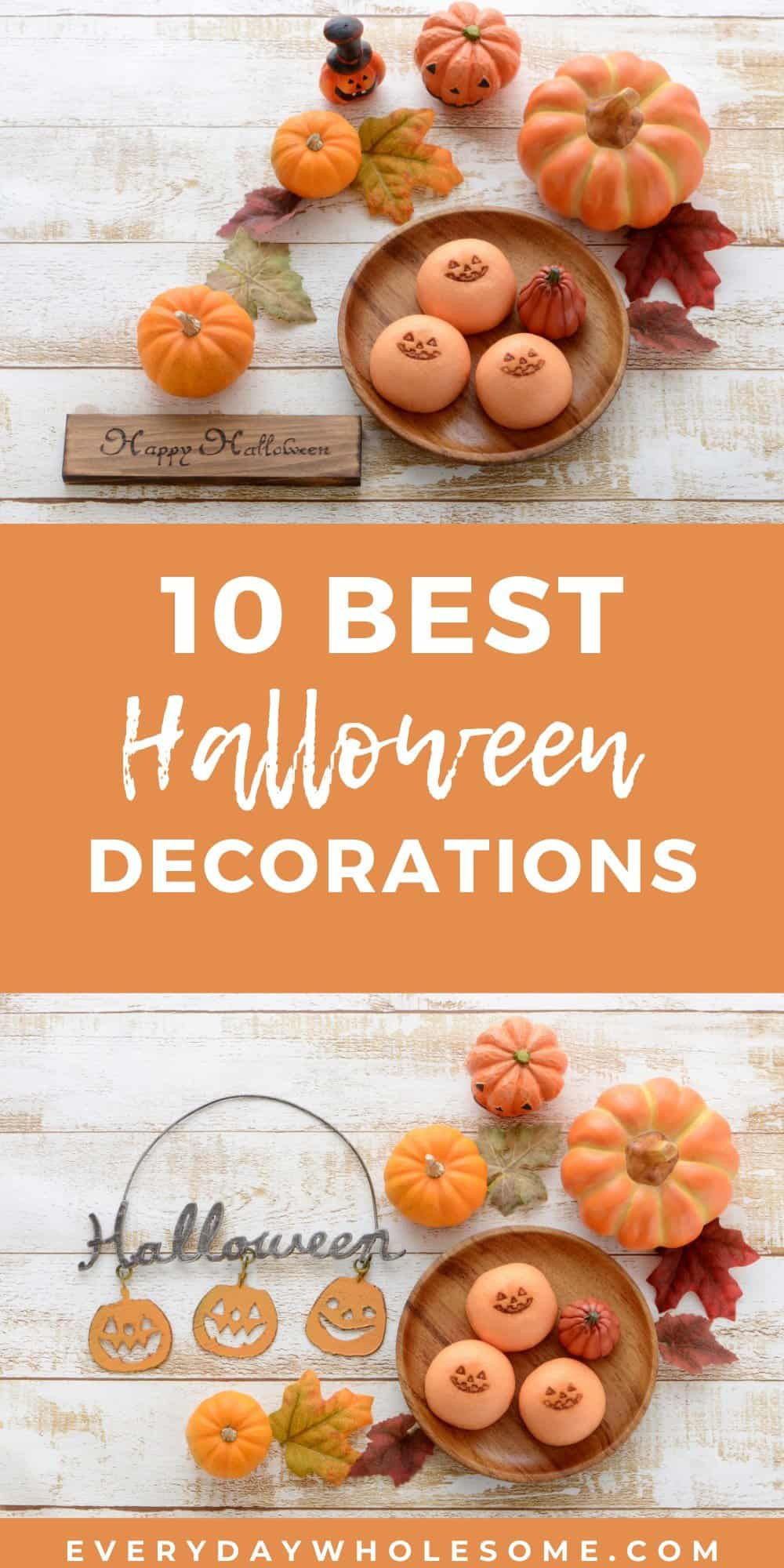 10 best halloween decorations pin