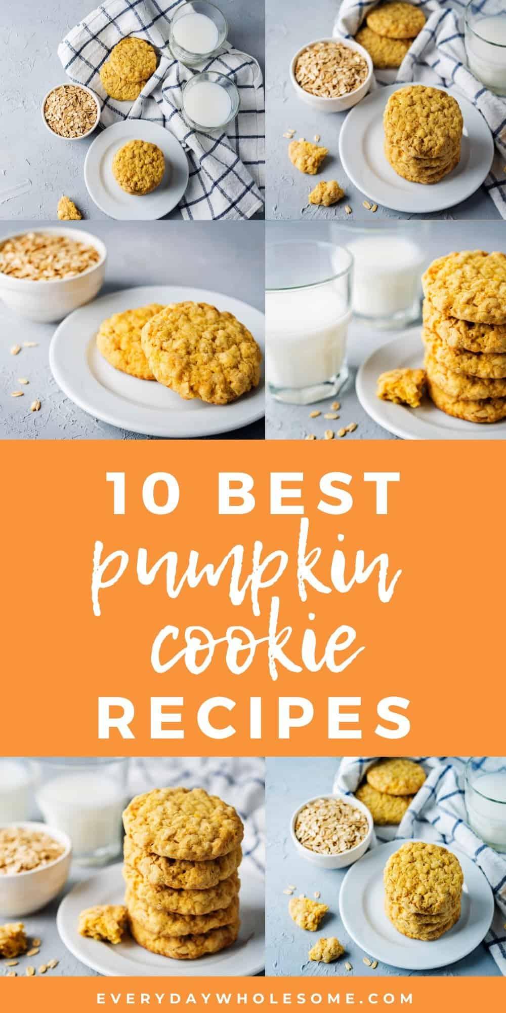 10 best pumpkin cookie oatmeal recipes