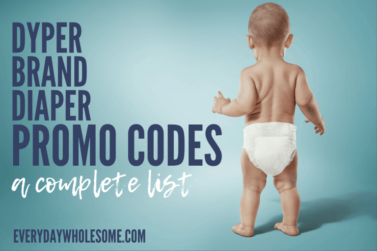 DYPER Brand Diaper Coupon, Promo & Discounts Codes | A Complete List