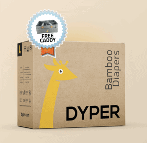 free diaper caddy dyper promo