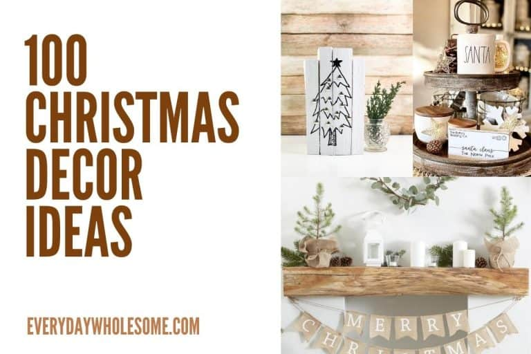 100 Best Christmas Decorations Home Decor Ideas
