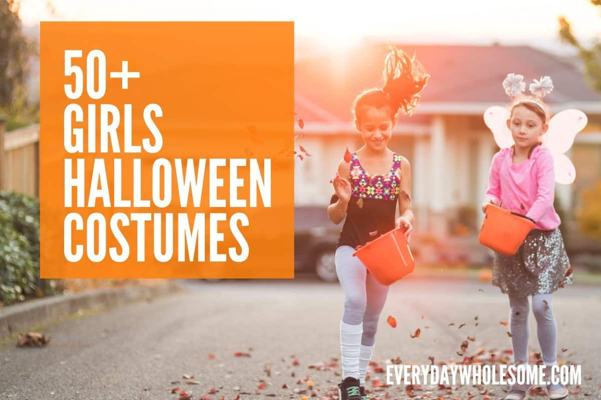 50 girls halloween costumes featured