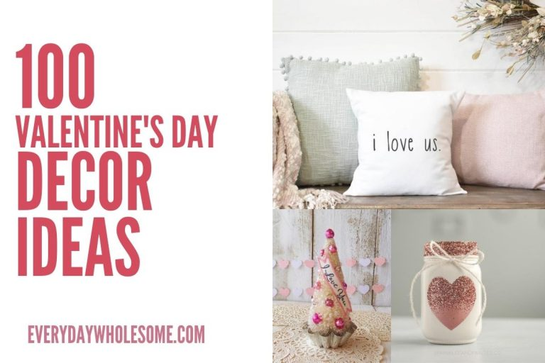 100 Valentines Day Decorations Ideas