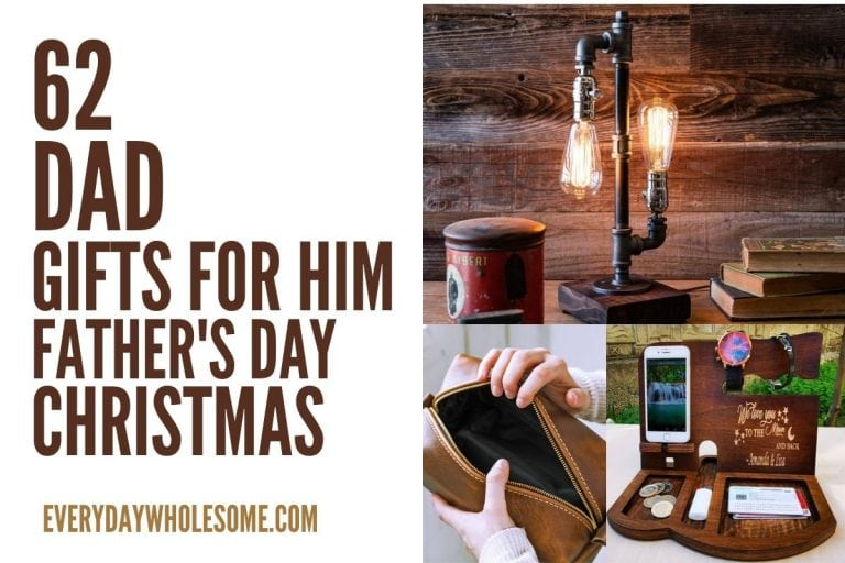 62 Dad Gifts for Him | Christmas, Father's Day & Birthday Gift Guide
