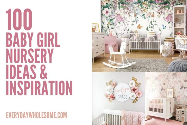 100 Girl Nursery Ideas