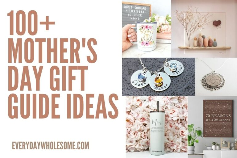 100 Mother's Day Gift Guide for Mom